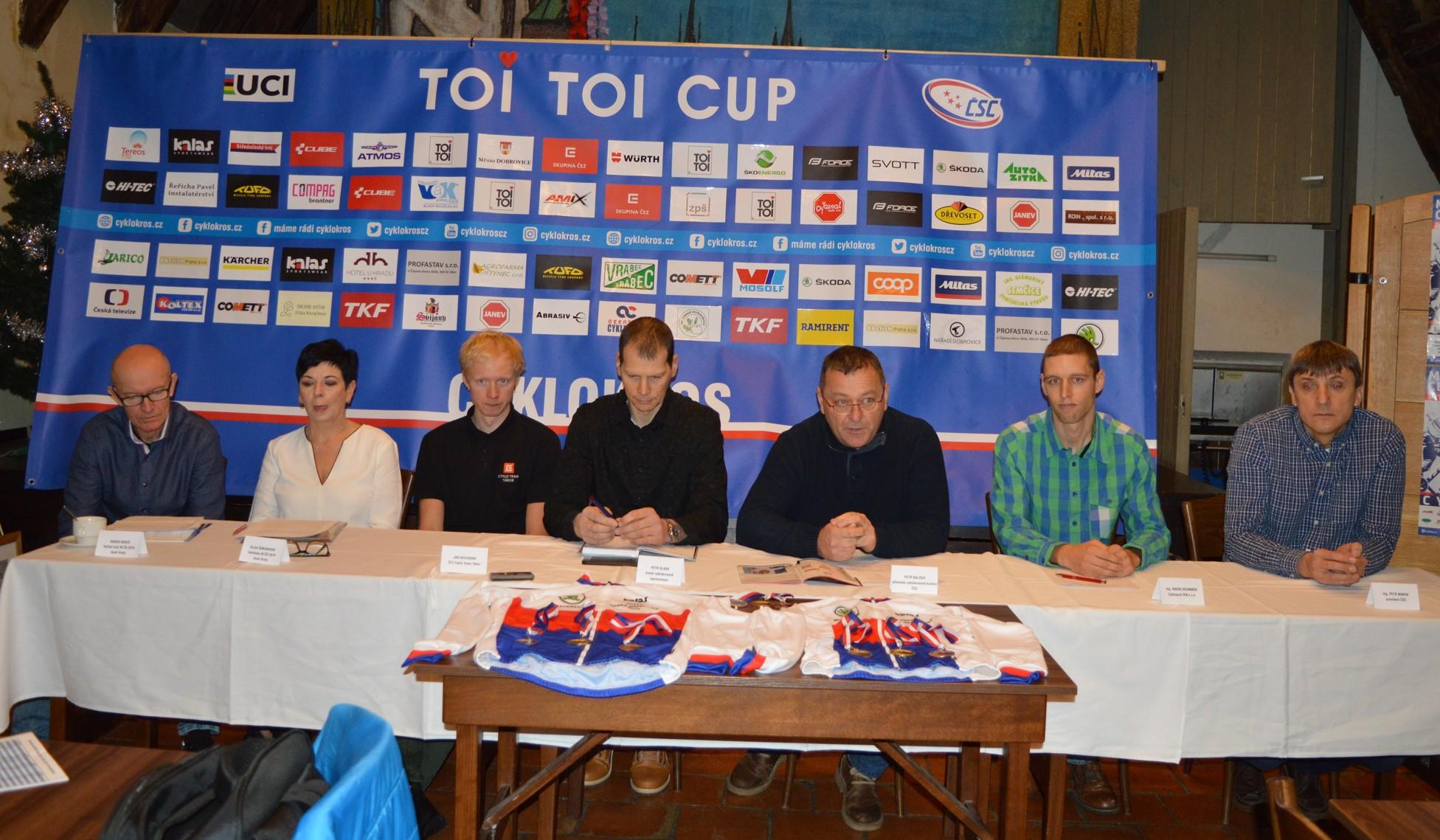 Rekordní účast startujících v letošním ročníku Toi Toi Cupu